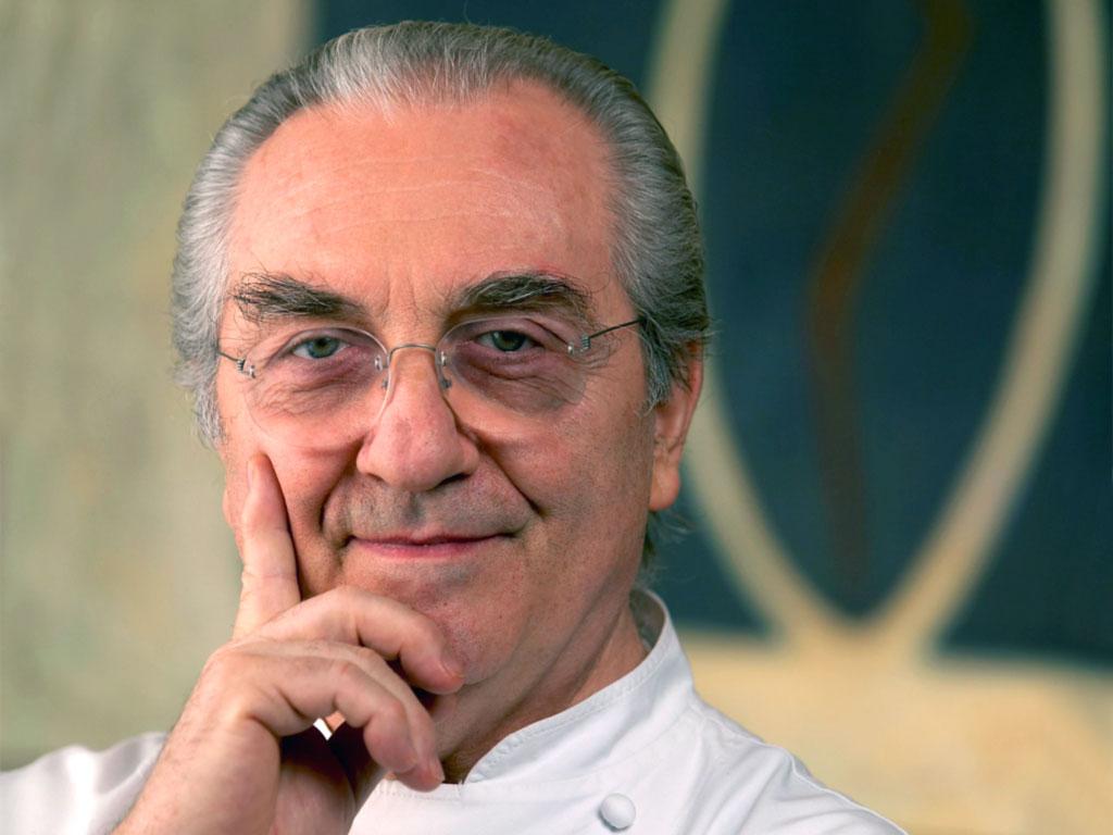 """""""Gualtiero Marchesi, the great italian"""" l'omaggio al cuoco artista e innovatore"""