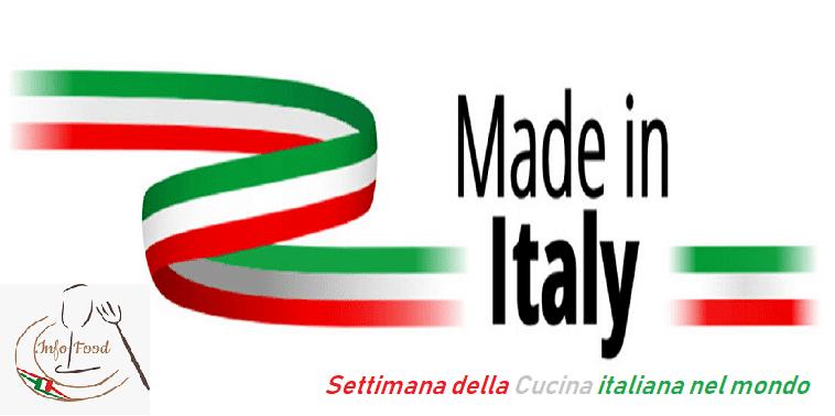 Settimana della Cucina italiana nel mondo: oltre 1.300 eventi in 110 Paesi