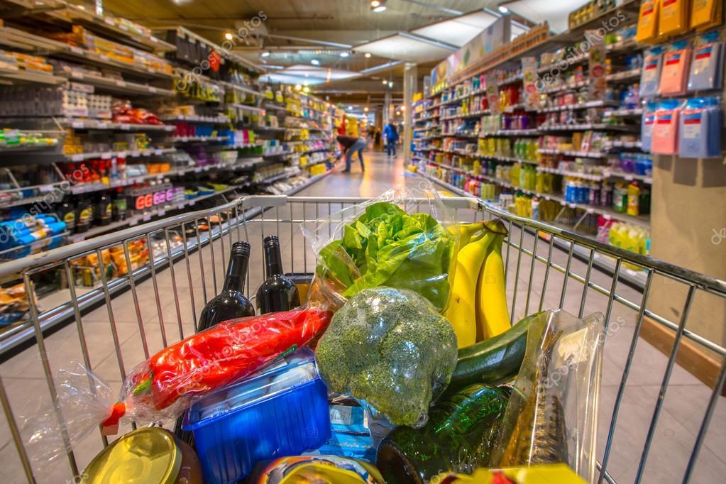 Spesa alimentare diventa più nutriente, made in Italy al top