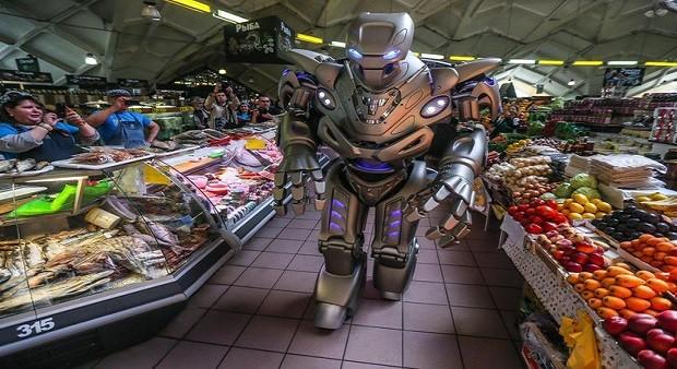 Robot e tecnologia, la cucina del 2019 è sempre più hi-tech