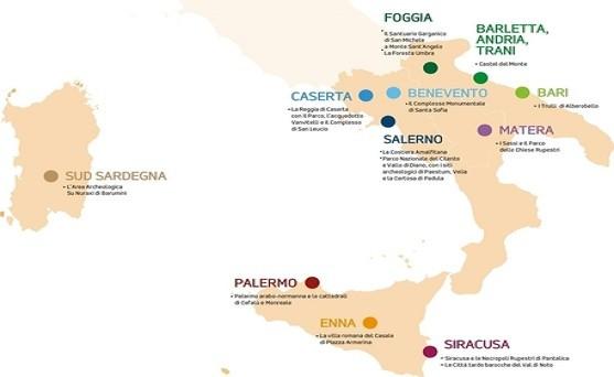 Unesco, nasce Patrimoni del Sud
