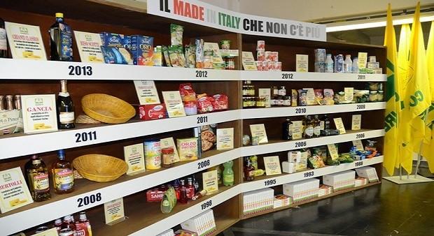 Consumi, cade il segreto di Stato sull'import di cibi stranieri
