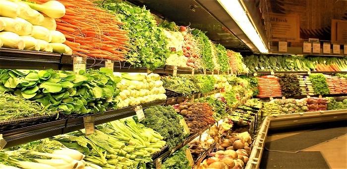 """Inflazione: """"+6,4% verdure effetto del clima pazzo"""""""