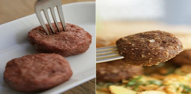 Nasce in Italia la prima polpetta con carne 100% vegetale ideata negli Usa