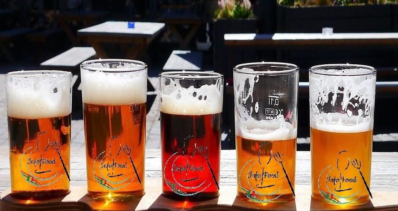 Consumi: +33% birra italiana all'estero, è record storico