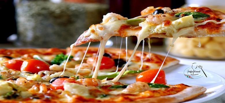 Cibo a domicilio, la pizza è in vetta alle preferenze