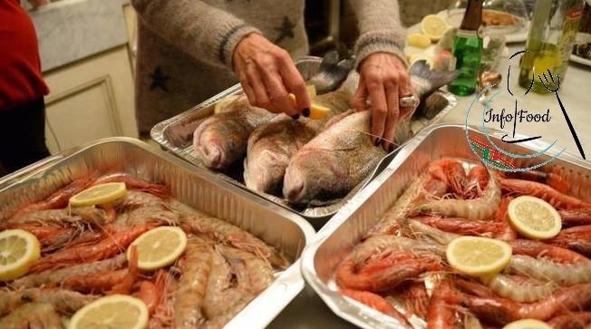 Natale, pesce alla vigilia in 8 case su 10