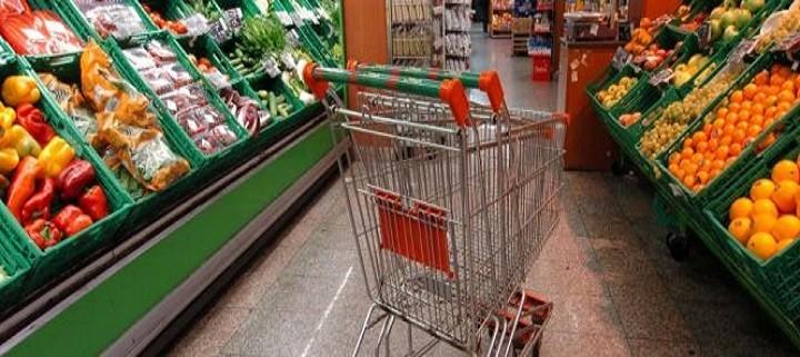 Prezzi: Istat, carrello della spesa supera inflazione, +0,5%