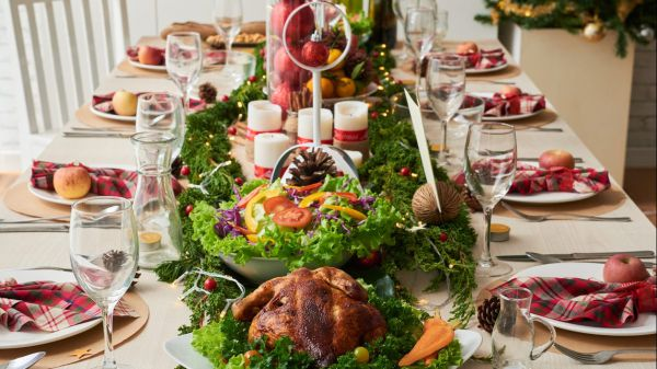 Natale: 5 mld a tavola, è la prima voce di spesa