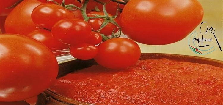 Il pomodoro è tra i prodotti più apprezzati come i beni di lusso