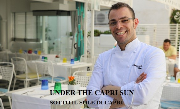 UNDER THE CAPRI SUN - SOTTO IL SOLE DI CAPRI