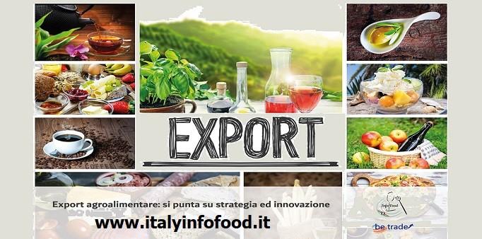 Crolla l'export dell'ortofrutta made in Italy