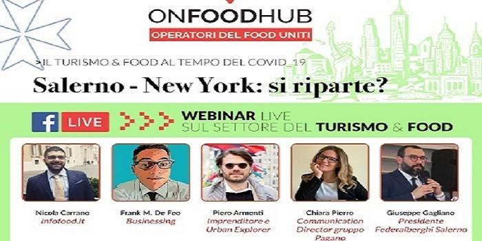 """On Food Hub: scenari turistici ed enogastronomici nell'era della new """"normality"""""""