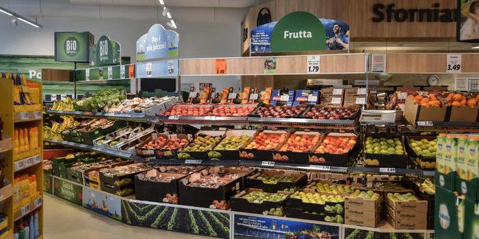 Biologico: Gdo traina vendite prodotti, +16,4%