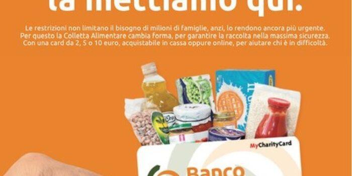 Covid:Giornata colletta alimentare 2020 diventa digitale