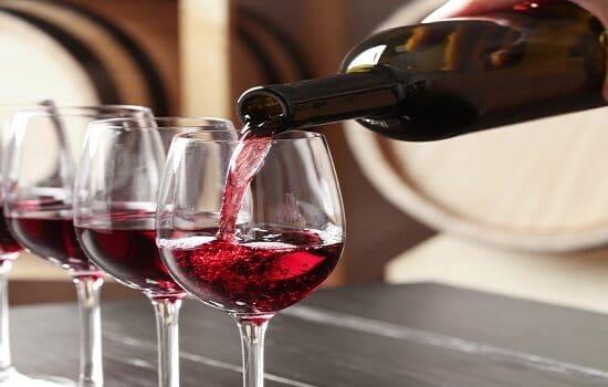Filiera del vino