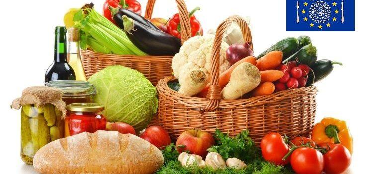 Ue, nel 2019 le famiglie hanno speso oltre 956 miliardi per gli alimenti